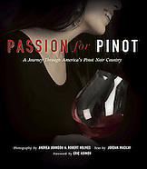 Passion for Pinot book