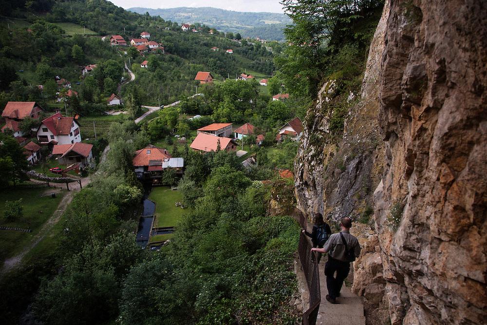 Travel in Serbia. Potpec Cave.<br /> June 2013<br /> Matt Lutton