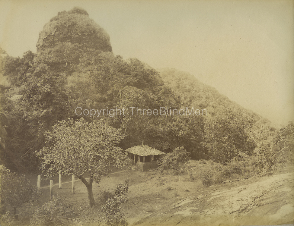 Mihintale.<br /> Skeen &amp; Co. Photographs of the historical sites of Ceylon.