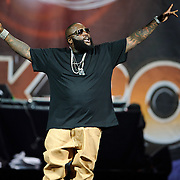 WASHINGTON, D.C. - April 3, 2011 - Rick Ross performs during the 'I Am Still Music' tour at the Verizon Center on April 3, 2011 in Washington, D.C.. (Photo by Kyle Gustafson/For The Washington Post)