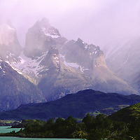 Chile, Torres del Paine National Park, Patagonia