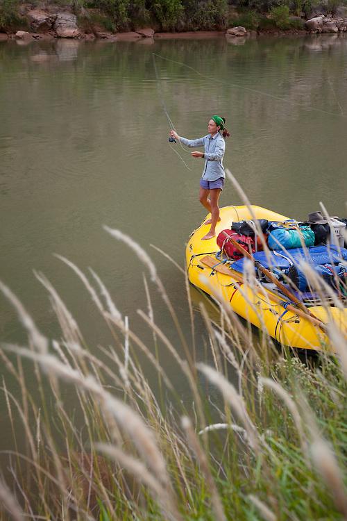Fly fishing the colorado river adam schallau photography for Grand lake colorado fishing