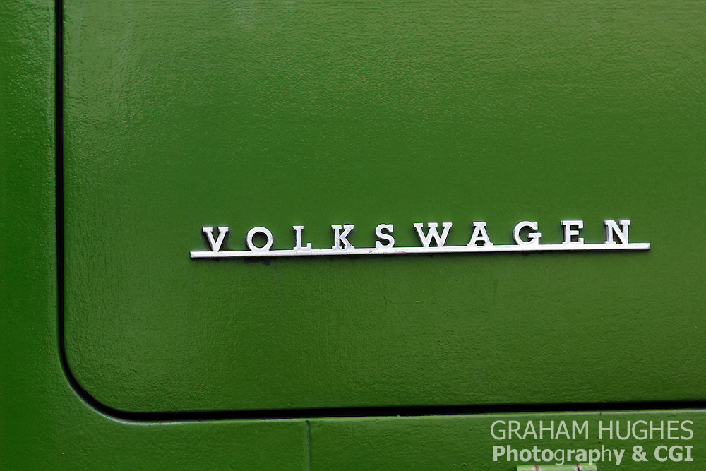 Volkswagen VW Camper Van badge