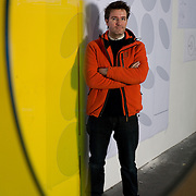 """Germany - Deutschland - Kunst - Art - OLAFUR ELIASSON, danish artist living in Berlin & Copenhagen in his studio in Berlin; Eliasson will have a solo show & exhibiton entitled """"Take your time"""" in the New York MOMA & P.S. 1 - April 20-June 30, 2008; Berlin, 05.04.2008; © Christian Jungeblodt"""