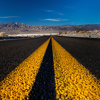 Roadtrip, Death Valley Highway, Death Valley National Park, CA