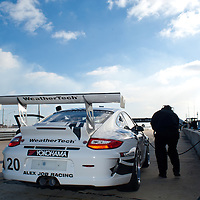 IMSA Sebring Winter Testing 2011
