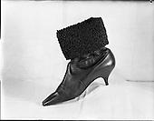 1961- Fashion shoe designs