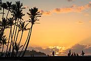 'Anaeho'omalu Bay (Waikoloa Resort), Big Island of Hawaii.