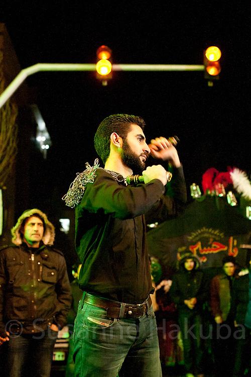 Ashura, Tehran, Iran