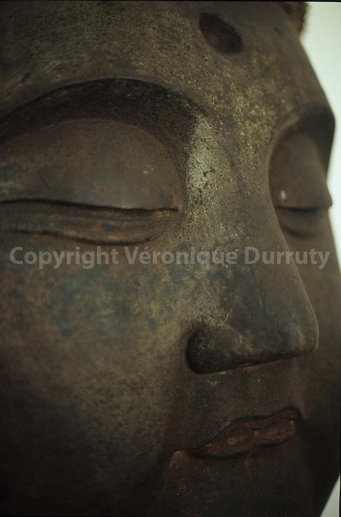 Bouddha, Pingyao, Shanxi, Chine