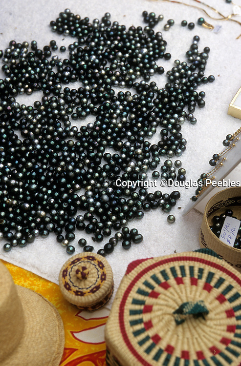 Black Pearls, French Polynesia