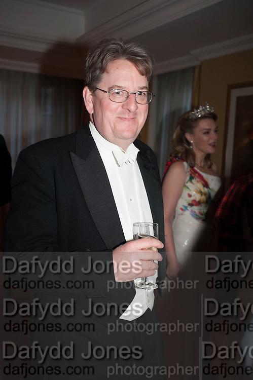 The Royal Caledonian Ball 2013. The Great Room, Grosvenor House. Park lane. London. 3 May 2013.
