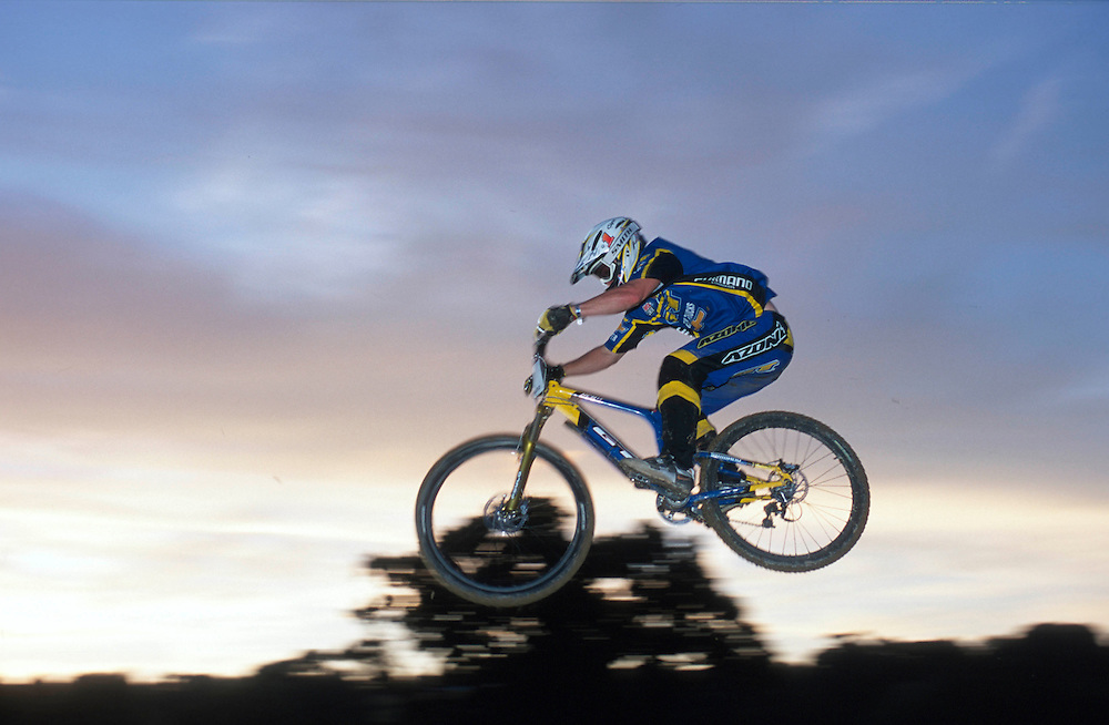 Swatch BikerX, Newnham Park, Plymouth UK, 2000