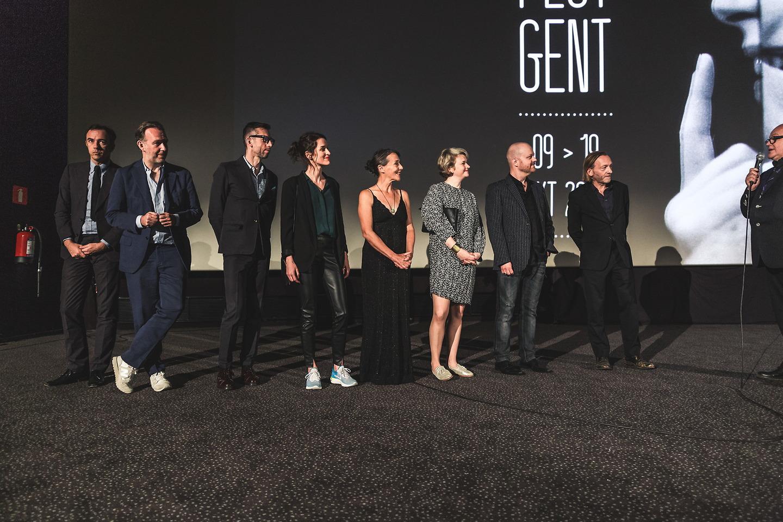 Film Fest Gent - Voorstelling Jury