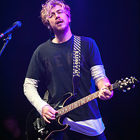 James Bourne of McBusted performs on stage as part of Clyde 1 Live at The SSE Hydro on December 6, 2014 in Glasgow, United Kingdom. (Photo by Ross Gilmore
