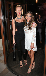 Nikki For JYY.London Launch Party at Sanctum Soho Hotel, Warwick Street, London on Monday 14 September 2015