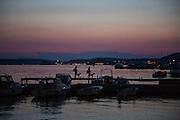 Travel in Croatia<br /> <br /> Rab Island. Village of Barbat.<br /> <br /> June 2013<br /> Matt Lutton