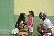 Family Day at Panama´s Casco Viejo