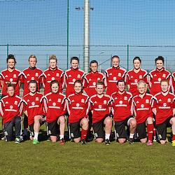 150209 Wales Women Training Camp