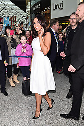 Vicky Pattison signs copies of her books, A Christmas Kiss, Nothing But The Truth and All That Glitters at WH Smith, Liberty Shopping Centre, Romford, Essex on Sunday 20 December 2015