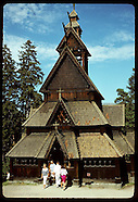 17: GENERAL OSLO STAVE CHURCH