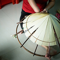 Tran Thi Thuy, Vietnamese hat artist from Hue