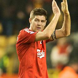 100126 Wolves v Liverpool