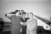 1966 - Brendan de Glinn, Derry Dancing teacher leaves for the United States