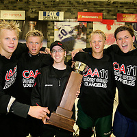 CAA 2011 Hockey Camp