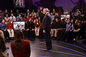 2/14/2002 - Be Heard: An MTV Global Discussion with Colin Powell