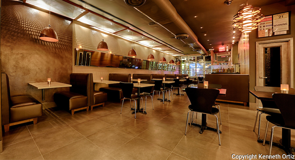 Sanford Restaurant Interiors