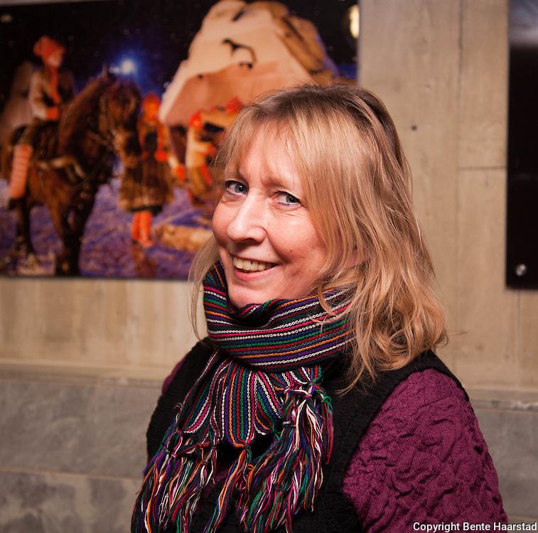 Ada Einmo J&uuml;rgensen,teatersjef,<br /> &Aring;arjelhsamien Teatere