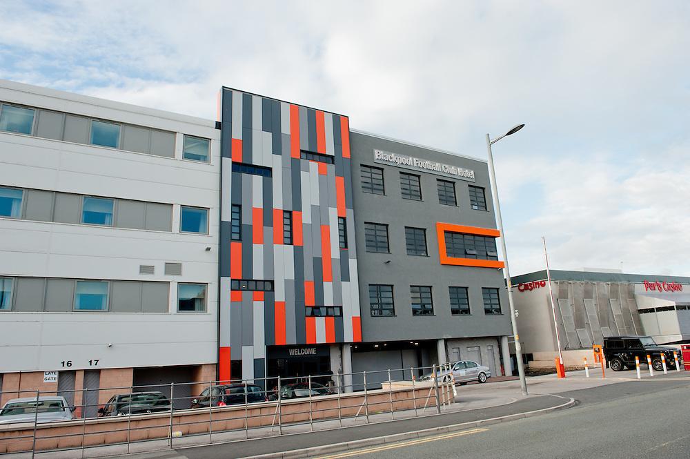 Blackpool Football Hotel