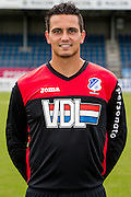 EINDHOVEN - Persdag FC Eindhoven , Voetbal , Seizoen 2015/2016 , Jan Louwers stadion , 22-07-2015 , Joris van Gerwen