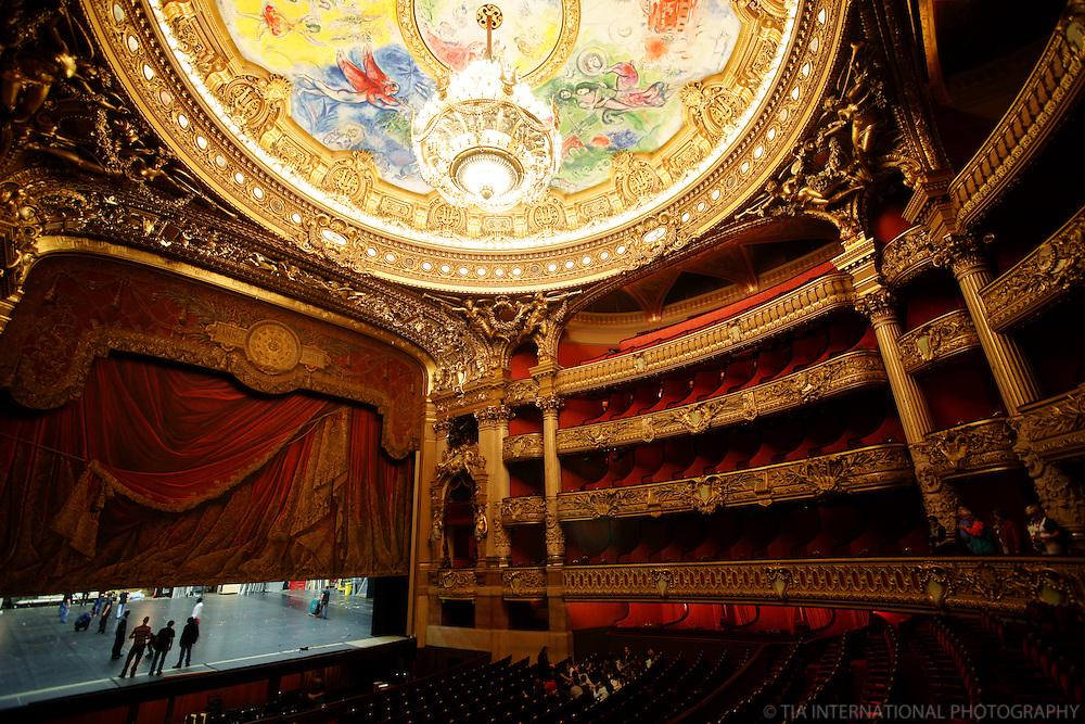 Le Palais Garnier (Opera House Interior)