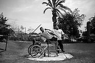 Gaza paralympic team