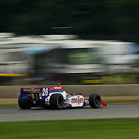 The Honda Indy 200 2009 IndyCar Mid Ohio