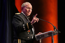 General Martin Dempsey at 2014 TAPS Honor Guard Gala Washington, D.C.