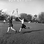 1961 - Women's Lacrosse practice match