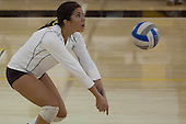 Rowan v Immaculata Womens Volleyball - 09/2010