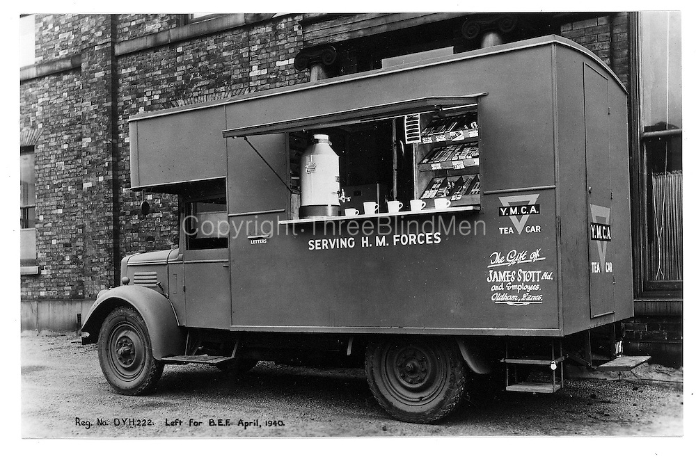 Y.M.C.A. Tea Car (DYH 222)<br />