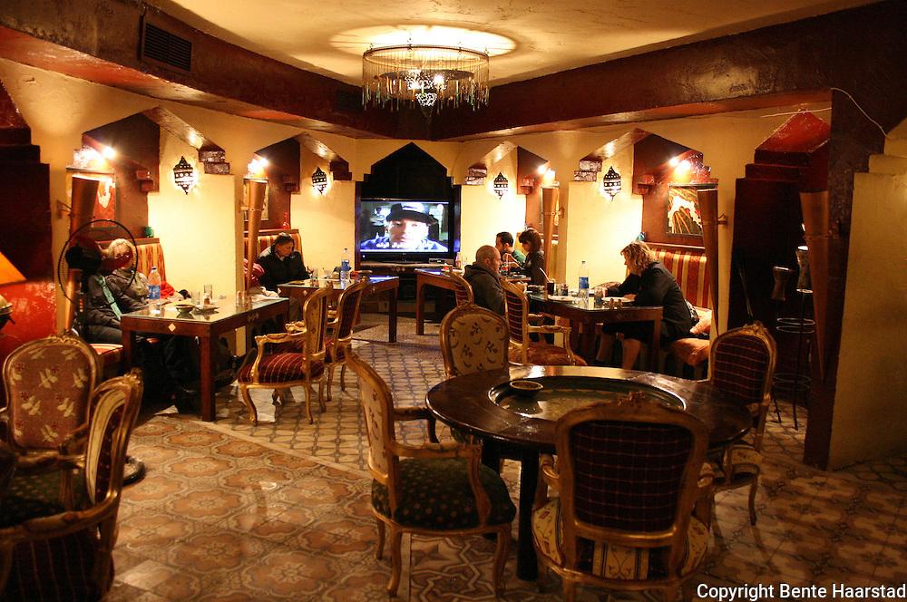 Abou el Sid Restaurant in Naama Bay.