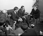 1968 - 11/11 John O'Connell TD Meets Dr. Barnard