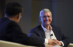 OCT 30 2014 File Photo - Apple CEO Tim Cook has come out as gay
