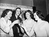 1958 - Spanish Wine Festival reception at the Hibernian Hotel Dublin