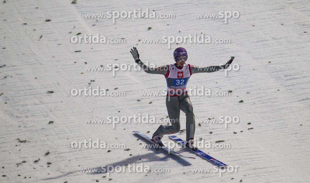 06.01.2013, Paul Ausserleitner Schanze, Bischofshofen, AUT, FIS Ski Sprung Weltcup, 61. Vierschanzentournee, Bewerb, im Bild Martin Schmitt (GER) // Martin Schmitt of Germany during Competition of 61th Four Hills Tournament of FIS Ski Jumping World Cup at the Paul Ausserleitner Schanze, Bischofshofen, Austria on 2013/01/06. EXPA Pictures © 2012, PhotoCredit: EXPA/ Juergen Feichter