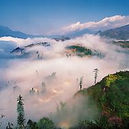 Vietnam Images-Landscape-cityscape-sapa