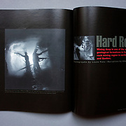 """""""Hard Rock"""" feature of Cage Call work in Doubletake/Points of Entry.(Credit Image: © Louie Palu/ZUMA Press)"""
