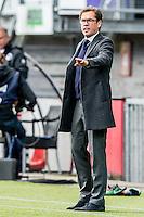 ROTTERDAM - Sparta - Vitesse , Voetbal , Eredivisie , Seizoen 2016/2017 , Het Kasteel , 11-12-2016 ,  eindstand 3-1 , Sparta trainer coach Alex Pastoor coachend langs de lijn