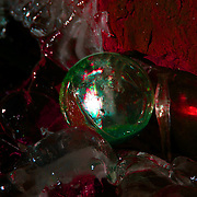 Another crystal ball is born in the ice caves of Io.